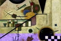 ART/Wassily Kandinsky my favorite / by Carmen Cecilia de Isaza