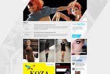 Web Design / by Mike Fryers