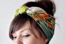 Head Scarves / by Erika Saeppa Lovingfoss
