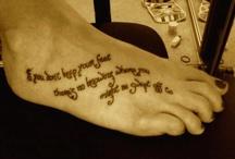 Tattoos / by Erika Saeppa Lovingfoss