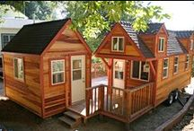 tiny house ideas / by Joy Miller