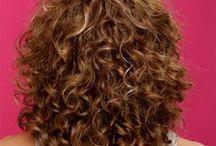 Curly hair / by Erika Saeppa Lovingfoss