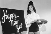 Vintage New Years celebration / by Jessica Cangiano
