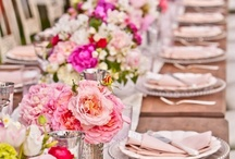 Beautiful Tablescapes / by Shelley Davis