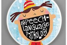 Speech & Language / by Casey Peters