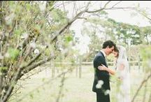 """Beautiful Wedding Photos / Wedding photos transport you back to the day! When the emotion of the day is captured as well as all the romance and gorgeous details. But the most important element is to evoke an immediate """"ahh"""" response from the viewer! Here's some of Bride's favourites.  / by Bride.com.au"""