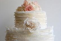 Wedding Cakes / by ForHerandForHim
