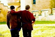 Merlin: A bromance to be proud of / by Anza