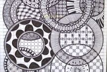 Zentangle Inspiration  / by hbearyo