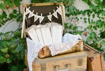 DIY Wedding Ideas / This is a strong trend for the modern couple. There are so many special touches that you can add to your day by being creative and taking a hands on approach. / by Bride.com.au