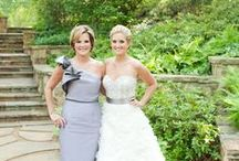 Mother Of The Bride / Whether it's a traditional look or something a bit more funky here's our take on the M.O.B. options. Aside from the bride's this is a very important wedding outfit! / by Bride.com.au