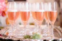 Colour Inspiration: Peach / Life is peachy! A soft, warm and pretty colour. Be inspired by our array of ideas. / by Bride.com.au