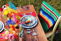 Theming Inspo: Mexican Fiesta / Break out the Coronas, pinatas and mariachi band for a fun Mexican fiesta your guests will never forget!  / by Bride.com.au