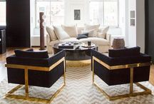 living rooms / by Katie Morais