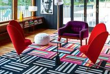 Rugs and Carpets / by Inside Out magazine