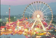 lets go to the carnival  / Where I can feel like a child and act like a child! Love my childhood trips to the fair!! / by Letty