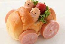 creative food / by Samantha Fendel Mohnen