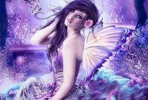 wish i was a fairy!!! / by Samantha Fendel Mohnen