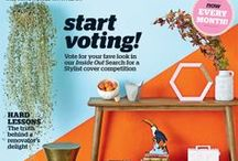 "Inside Out & The Home's ""Search For A Stylist"" competition / Take part in Inside Out & The Home's Search For A Stylist competition. Vote here: searchforastylist.com.au.  / by Inside Out magazine"
