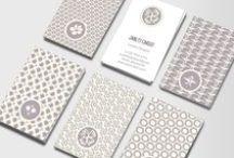 Business Card inspiration / by Brittney Nichole Designs