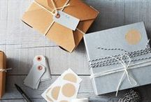 gift giving / by Rachel Logan