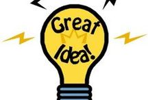 Great Ideas!!!!! / Who knew!?!? / by Cynthia Brassfield