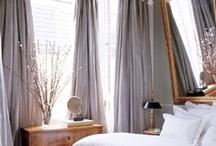 Bedrooms / by Brooke Meek