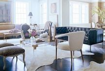 For the Home / Clean, sophisticated, elegant, custom vintage modern. / by Erica Gunther
