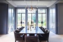 Dining rooms / by Brooke Meek