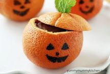 Halloween Party / Recipes, decorating and crafts / by skinnytaste