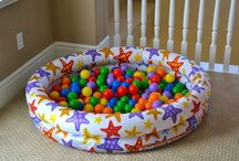 Ball pits / All things related to the pits and colored, structured ball play. ⚪️ / by Chastity Deaner