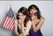 Beauty in the USA / This 4th of July, b-glowing.com is celebrating their independence with brands and products Made in the USA. Shop our specialty boutique here for all-American products: http://www.b-glowing.com/made-in-the-usa/ / by b-glowing