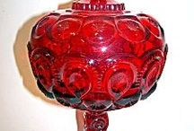 Vintage Glass / Vintage Glass / by Be'Linda Moody