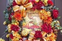 Fall/Thanksgiving Ideas / by Geri Johnson