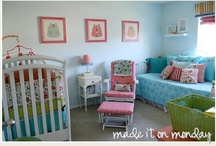 Nursery Ideas / by Geri Johnson