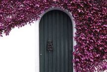 Doors & trimmings / by Jared Viar