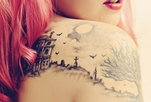Tattoos / Tattoos I want and/or like. / by Jennifer Welch