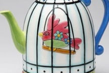 Teapots Birds / by Marianne Bondalapati
