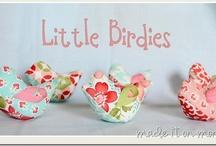 Crafts - Birdies / by Geri Johnson