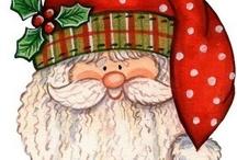 Santa / by Marianne Bondalapati