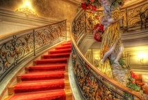 Stairs / by Marianne Bondalapati