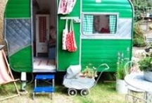 Retro Campers / by Vicki McCullough