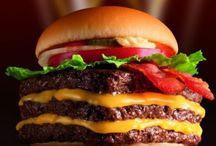 Burgers & Fries  / by Joli