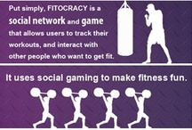Fitocracy / Fitocracy on iPhone and web! / by Fitocracy