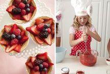 baking party / by Marissa Noe