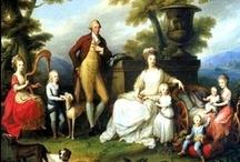 History: 1700's / by Paula Craft Dye