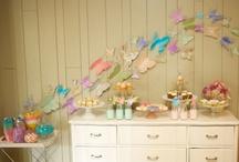 butterfly party / by Marissa Noe