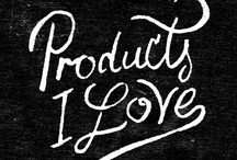 Products I Love / by Nattapong Leckpanyawat