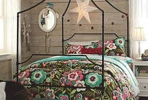 Anthropologie Bedrooms / I want to sleep here. / by Pat Bravo