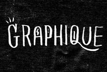 GRAPHIQUE / by Nattapong Leckpanyawat
